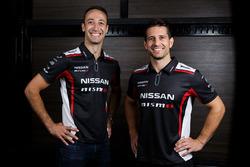 Dean Fiore, Michael Caruso, Nissan Motorsports