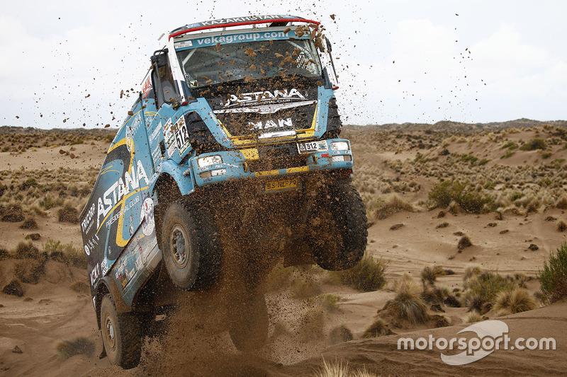 2. Truck-Sprung