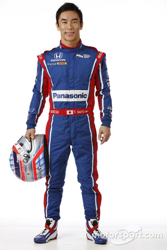 26. Такума Сато, Andretti Autosport Honda