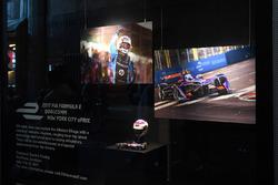 FIA Formula E series advertising