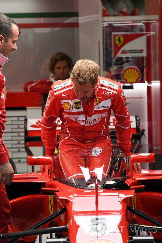 Себастьян Феттель, Ferrari SF70-H і