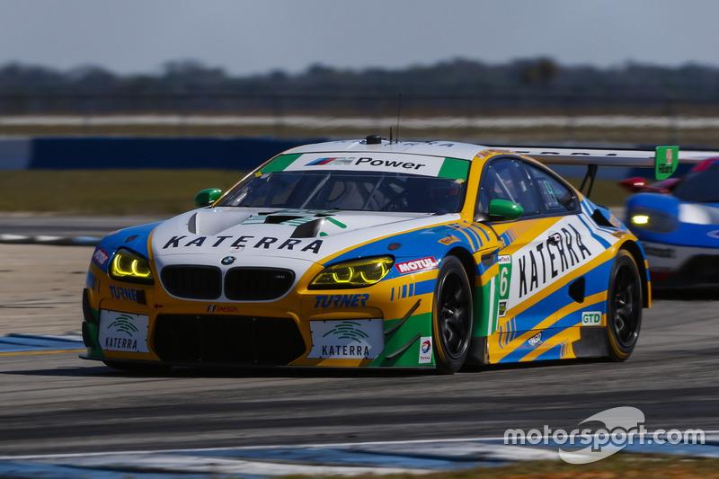 #96 Turner Motorsport, BMW M6 GT3: Jens Klingmann, Justin Marks, Jesse Krohn