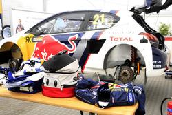 Auto von Timmy Hansen, Team Peugeot-Hansen, Peugeot 208 WRX
