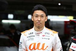 #36 au TOM'S LC500: Kazuki Nakajima