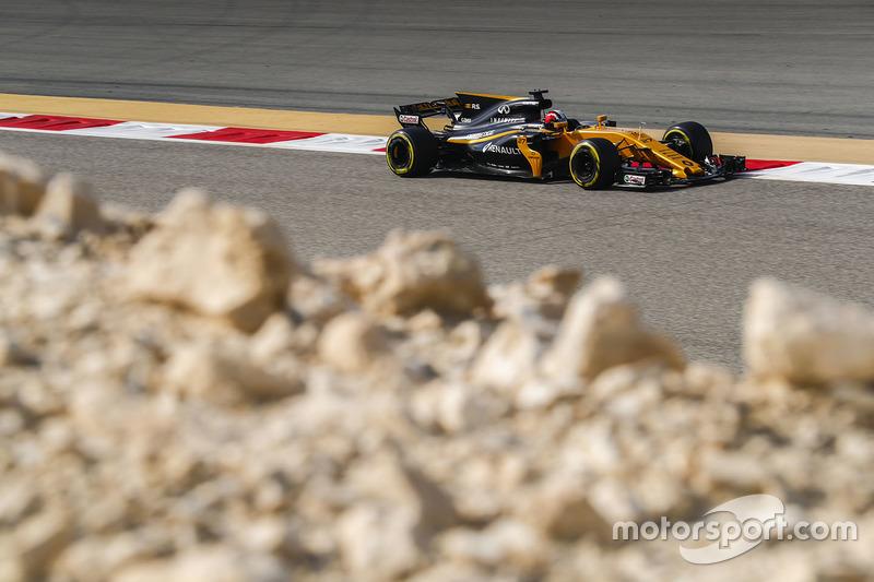 ¡Primeros puntos de Renault en 2017!