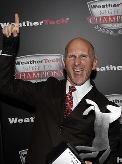 Continental Extreme Spirit award winner Ben Keating