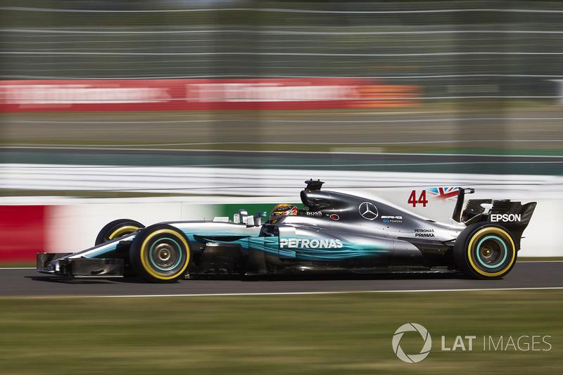 Mercedes-AMG F1 W08