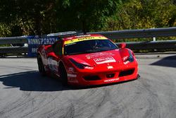 Luca Gaetani, Vimotorsport, Ferrari 458 Evo