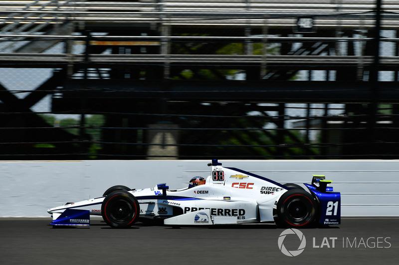 6. J.R. Hildebrand, Ed Carpenter Racing, Chevrolet