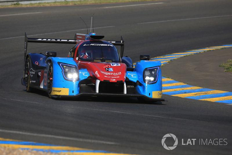 25. LMP2: #33 Eurasia Motorsport, Ligier JS P217 Gibson