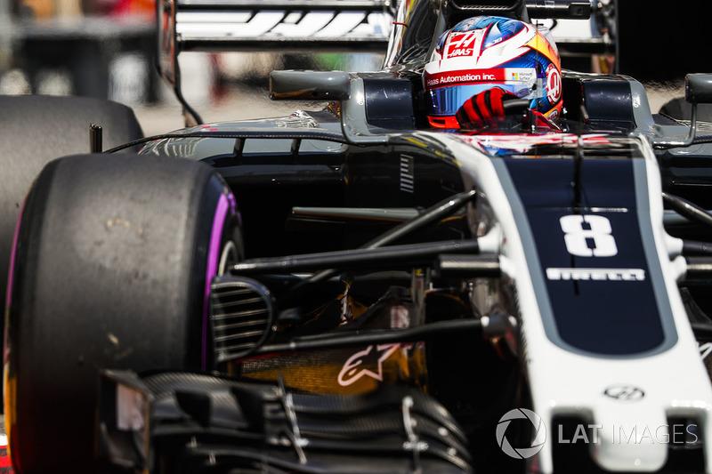 8: Ромен Грожан, Haas F1