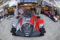 #40 Graff Racing, Oreca 07 Gibson: Enzo Guibbert, Eric Trouillet, James Winslow