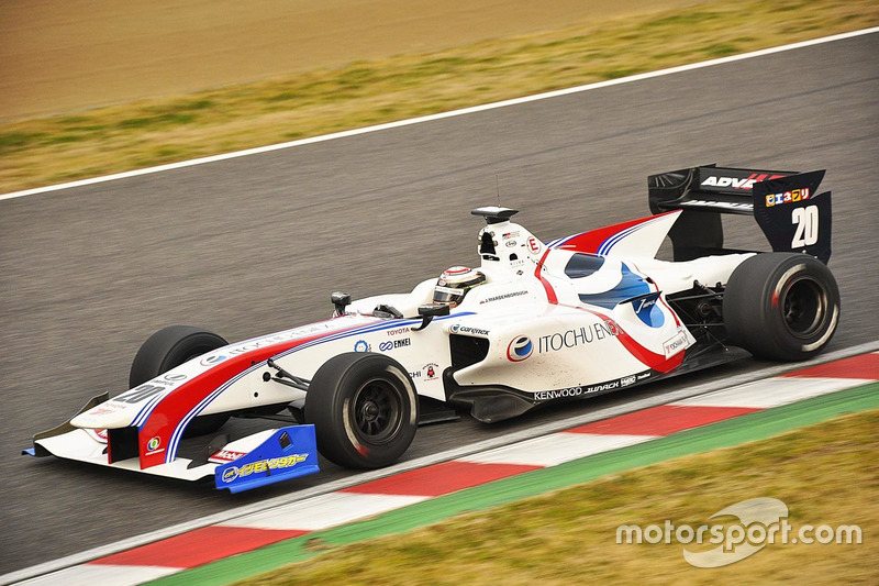 Jann Mardenborough, Team Impul