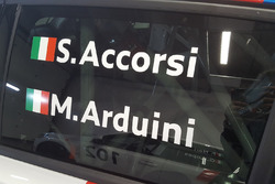 Peugeot 308 Racing Cup di Stefano Accorsi e Massimo Arduini