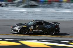 #33 CJ Wilson Racing Porsche Cayman GT4: Marc Miller, Till Bechtolsheimer