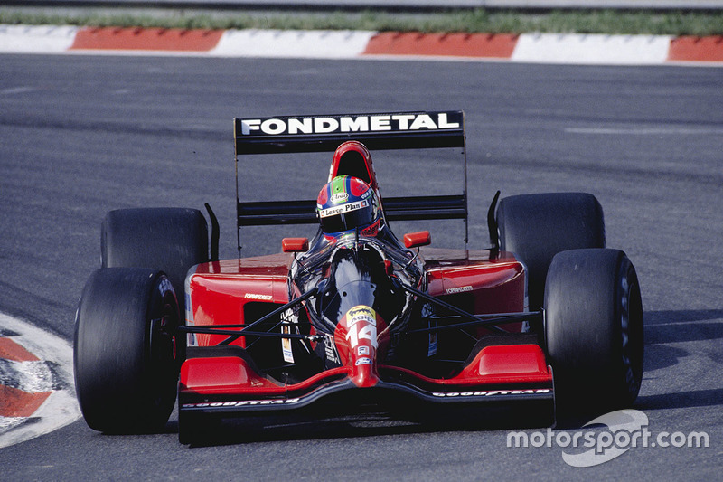 Fondmetal GR02