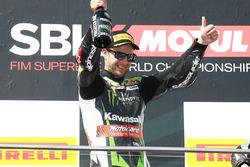Podium: 1. Jonathan Rea, Kawasaki Racing