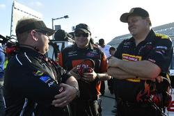 Kevin Manion, Kyle Busch Motorsports; Rudy Fugle, Kyle Busch Motorsports; Marcus Richmond
