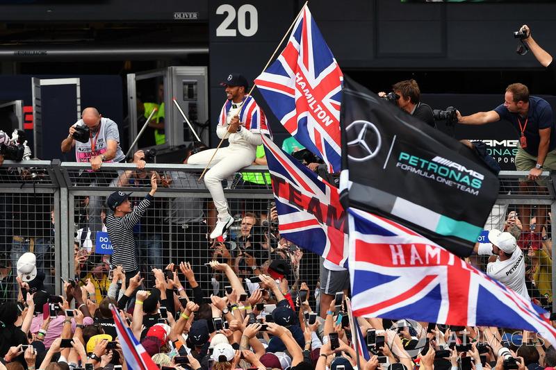 Gran Premio de Gran Bretaña 2017, Mercedes