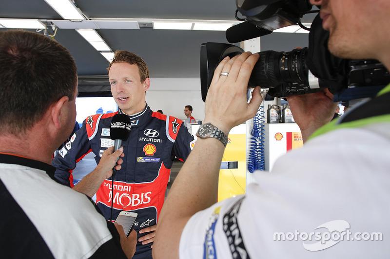 Kevin Abbring, Hyundai Motorsport
