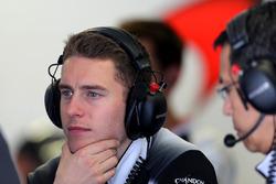 Stoffel Vandoorne, troisième pilote, McLaren F1 Team