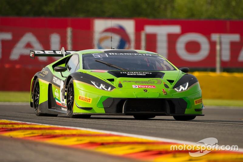 11. #16 GRT Grasser Racing Team, Lamborghini Huracan GT3