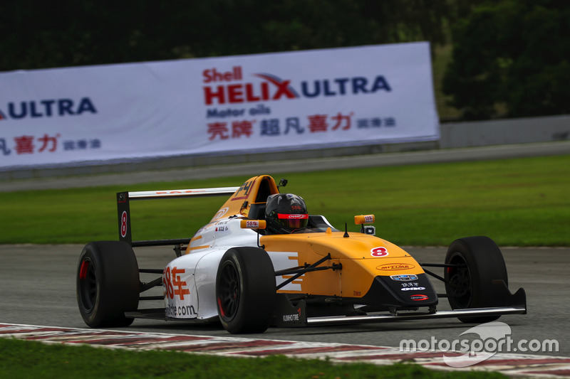 Chinese F4 Car