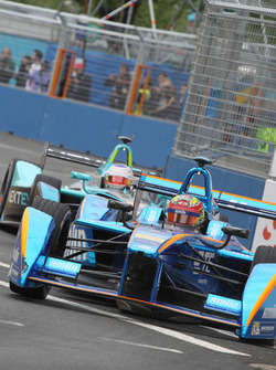 Robin Frijns, Amlin Andretti Formula E Team and Nelson Piquet Jr., NEXTEV TCR Formula E Team