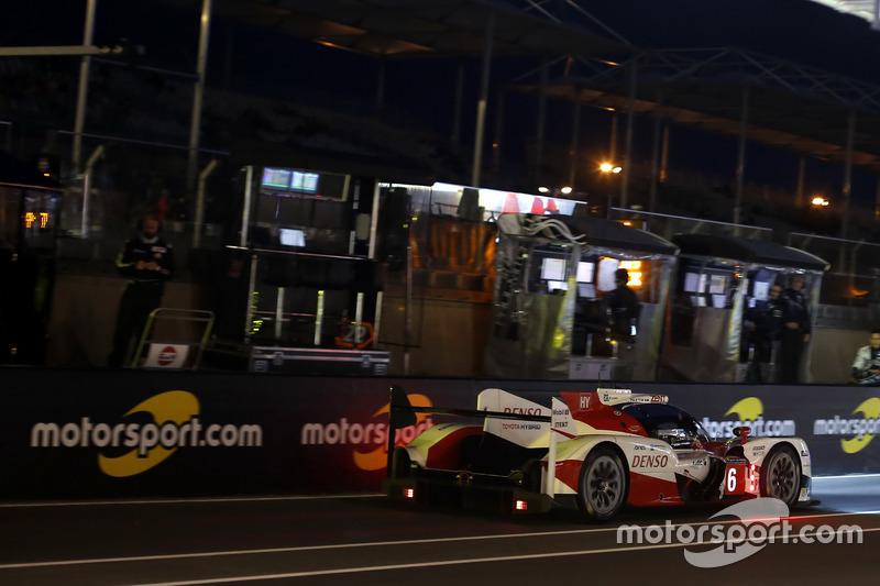 #6 Toyota Racing, Toyota TS050 Hybrid