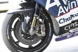 Mike Jones, Avintia Racing bike brakes detail