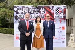 Dr Mark Wareing、王燕女士、Jim James