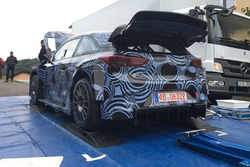 Nuovo diffusore per l'asfalto della Hyundai i20 New Generation WRC Plus 2017