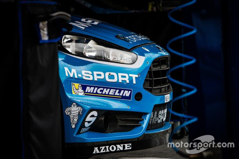 Detay, M-Sport Ford Fiesta WRC
