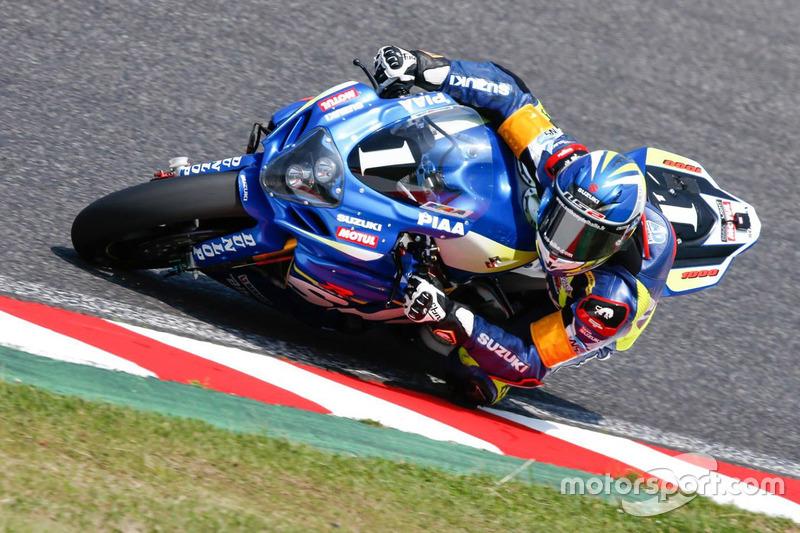 #1 Suzuki Endurance Racing Team, SERT