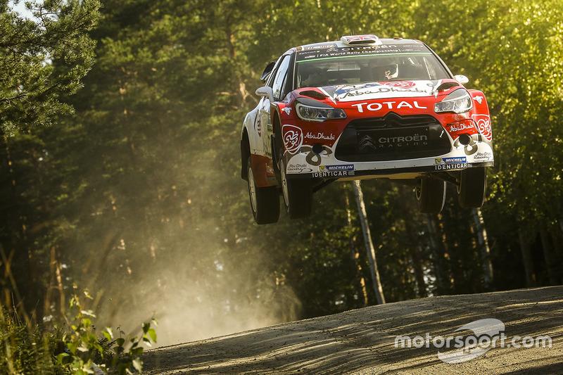 Kris Meeke, Citroën DS3 WRC