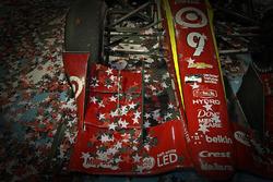 Scott Dixon, Chip Ganassi Racing Chevrolet race winner