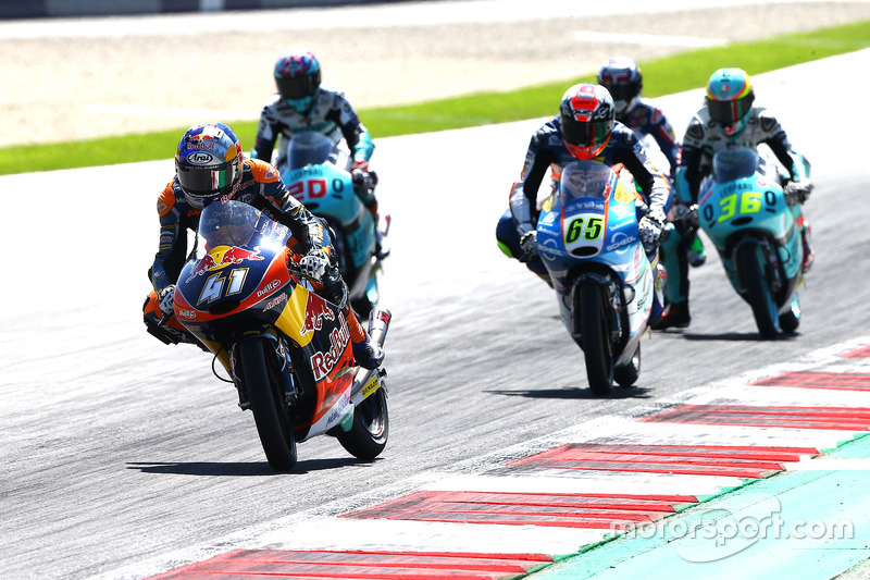 Brad Binder, Red Bull KTM Ajo, Joan Mir, Leopard Racing, Philipp Ottl, Schedl GP Racing