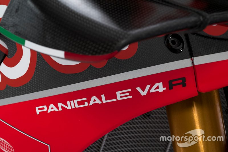 Aruba.it Racing-Ducati SBK Team, Ducati Panigale V4R detail