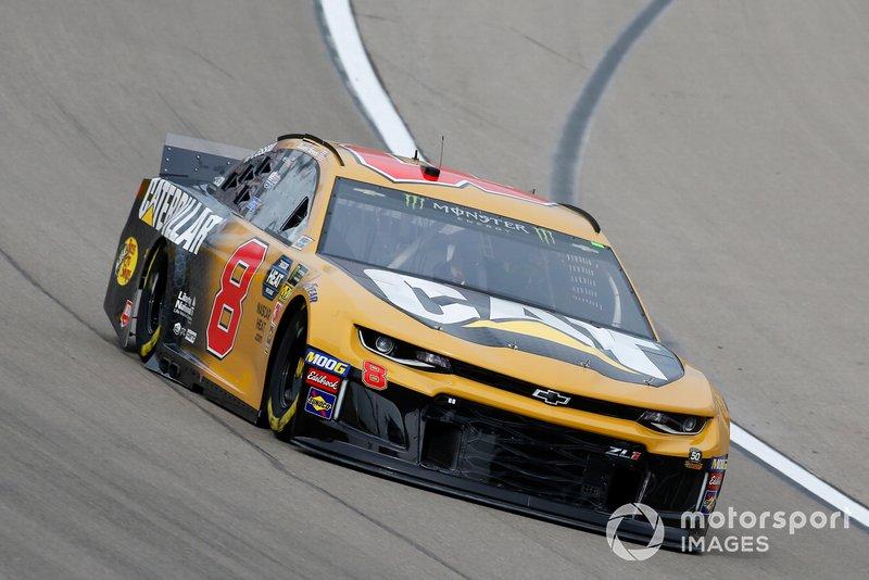 Daniel Hemric, Richard Childress Racing, Chevrolet Camaro Caterpillar