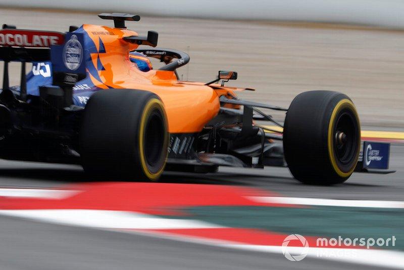 Carlos Sainz Jr., McLaren MCL34