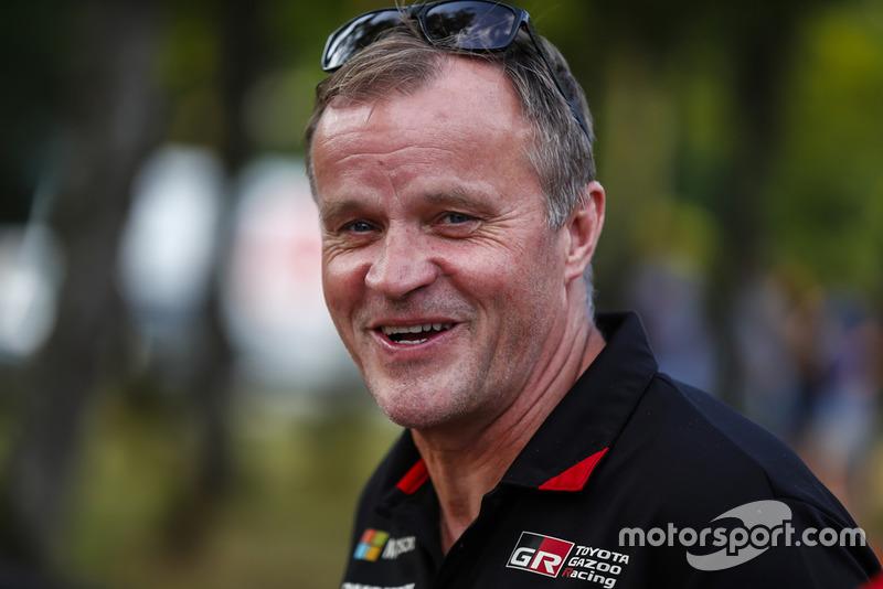 Tommi Makinen, Toyota Gazoo Racing