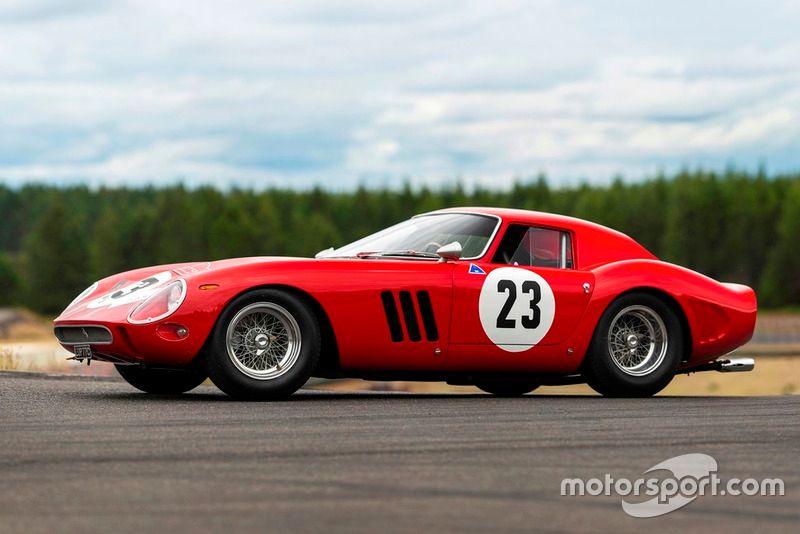 Asta Ferrari 250 GTO