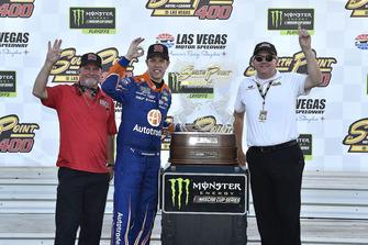 Brad Keselowski, Team Penske, Ford Fusion Autotrader wins