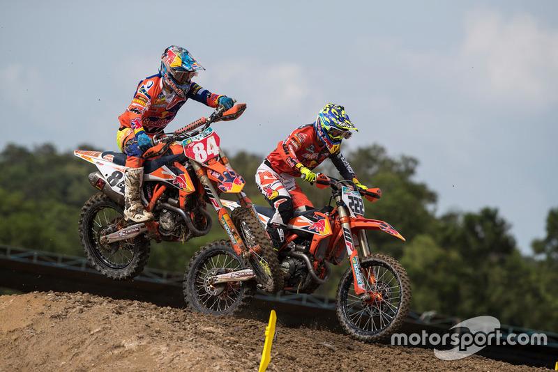 Jeffrey Herlings, Red Bull KTM Factory Racing, Tony Cairoli, Red Bull KTM Factory Racing