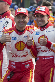 Fabian Coulthard, Tony D'Alberto, DJR Team Penske Ford