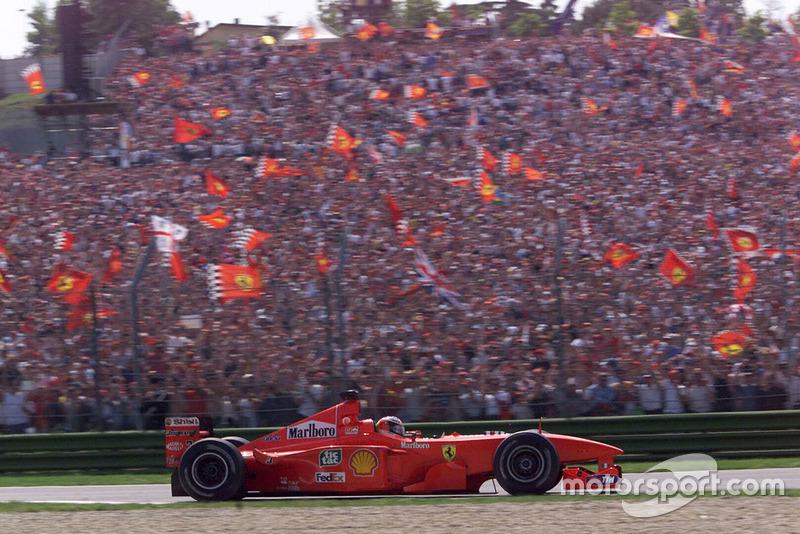 GP de San Marino 1999