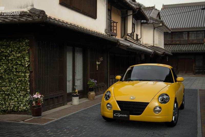 Daihatsu Copen Active Top '02