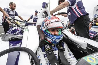 П'єтро Фіттіпальді, Dale Coyne Racing Honda.