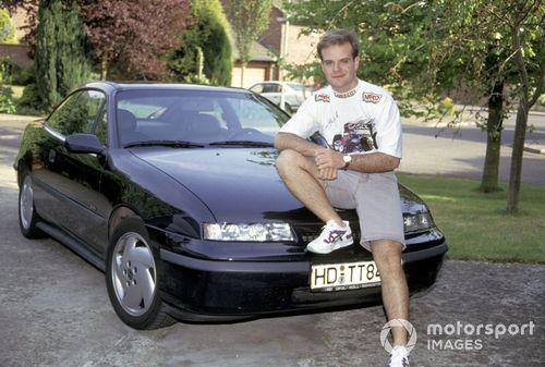 Rennfahrer privat: 1994