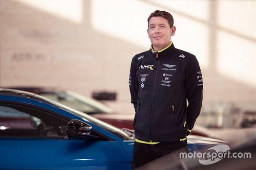 Annonce des pilotes Aston Martin